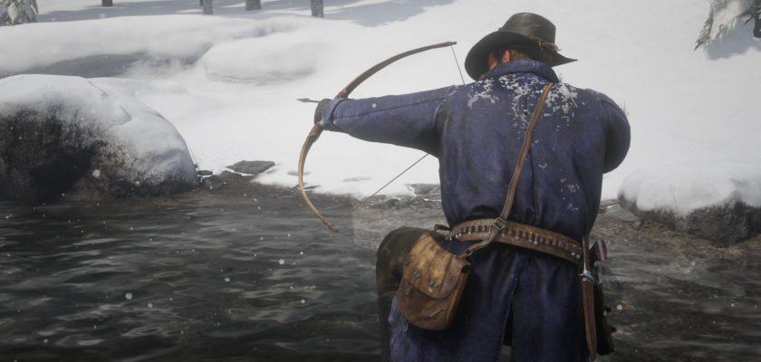 Прохождение Red Dead Redemption 2 - Глава 1 - Начало исхода