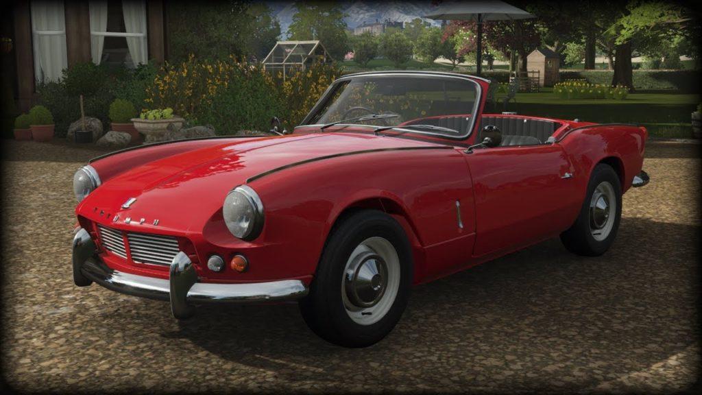 Forza Horizon 4 - Амбары с автомобилями (раритетные авто)