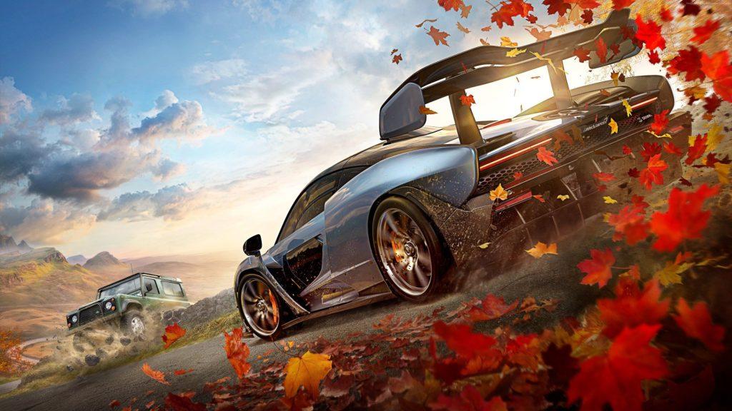 Forza Horizon 4 вылетает после запуска