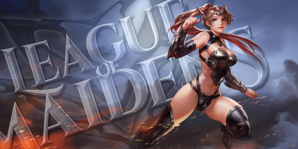 League of Maidens - Ошибка