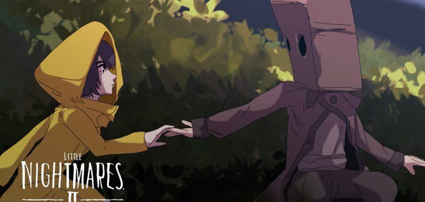 Little Nightmares 2 аниме мультик