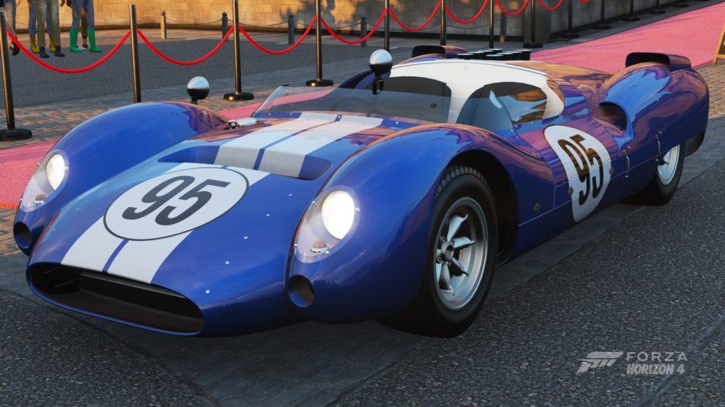 Лучшие машины в Forza Horizon 4