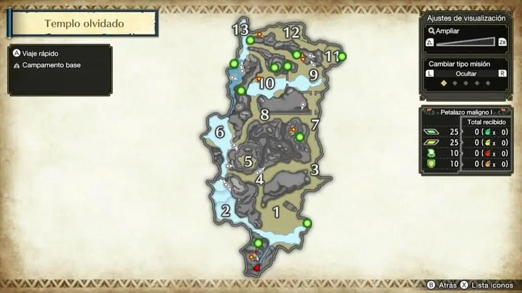 Где найти фонарики мудрости в Monster Hunter Rise