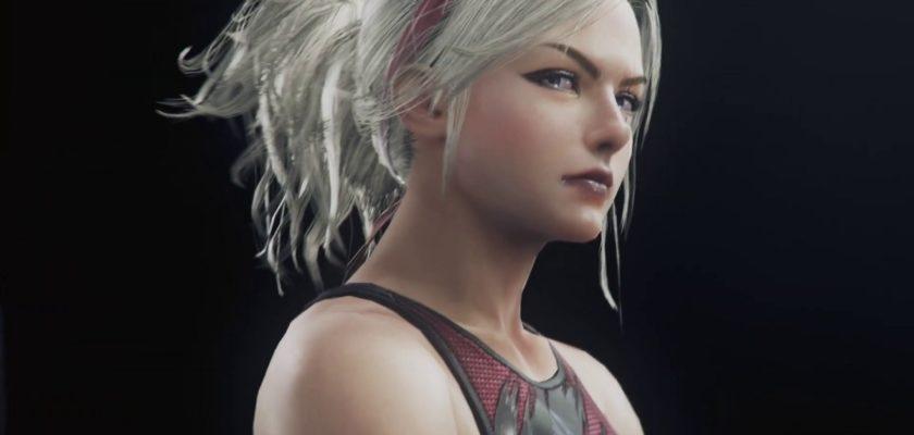 Новый боец в Tekken 7 - Лидия Собеская