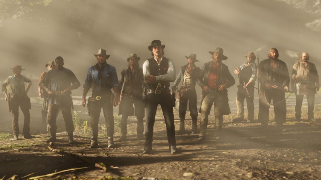 Прохождение Red Dead Redemption 2 - Видео и текстовая версия