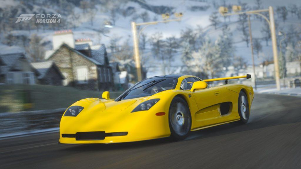 Самая быстрая машина в Forza Horizon 4