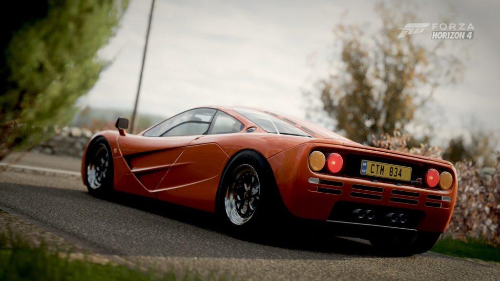 Самые быстрые авто в Forza Horizon 4