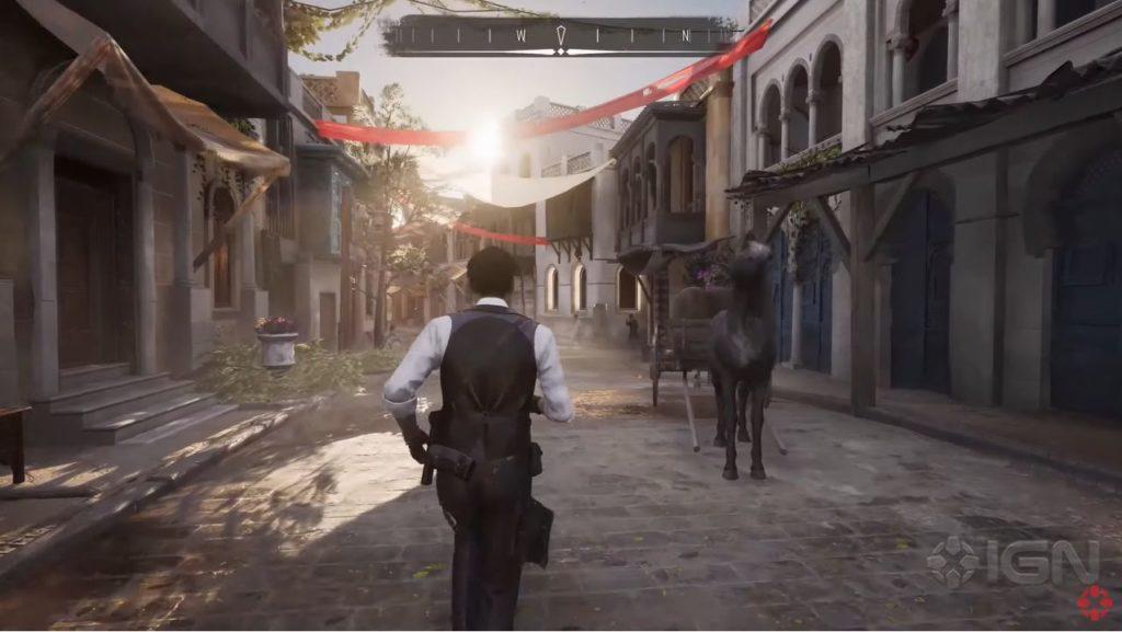 Sherlock Holmes: Chapter One - геимплей и особенности игры