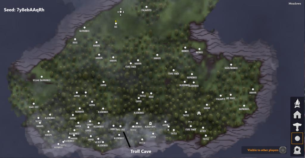 Лучшее зерно мира в Valheim