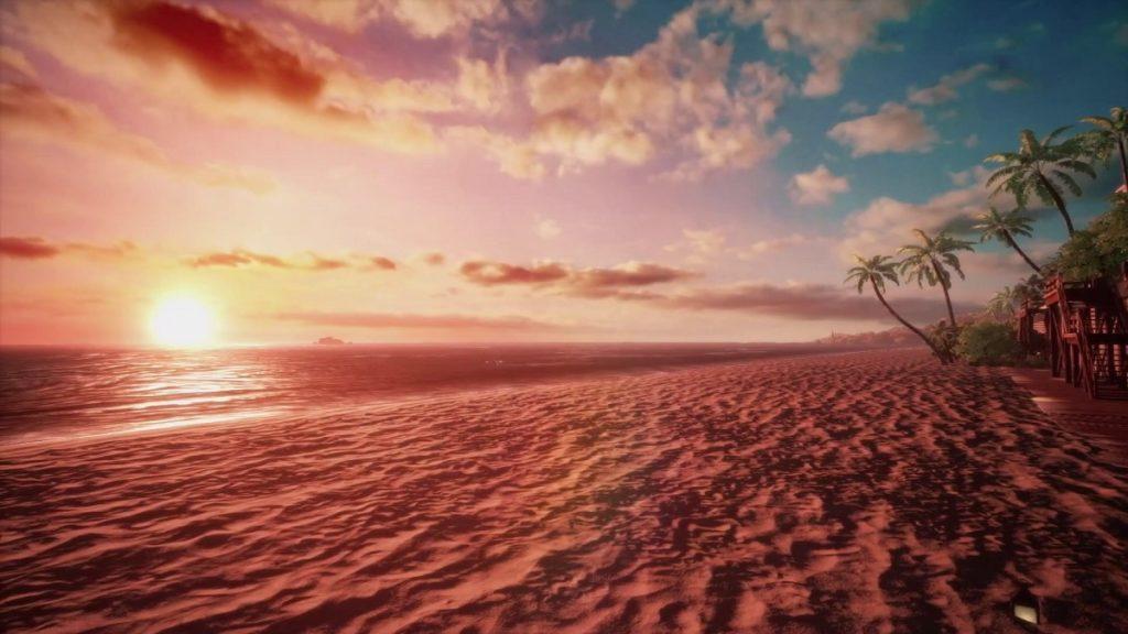 Новая локация в Tekken 7 - Island Paraside