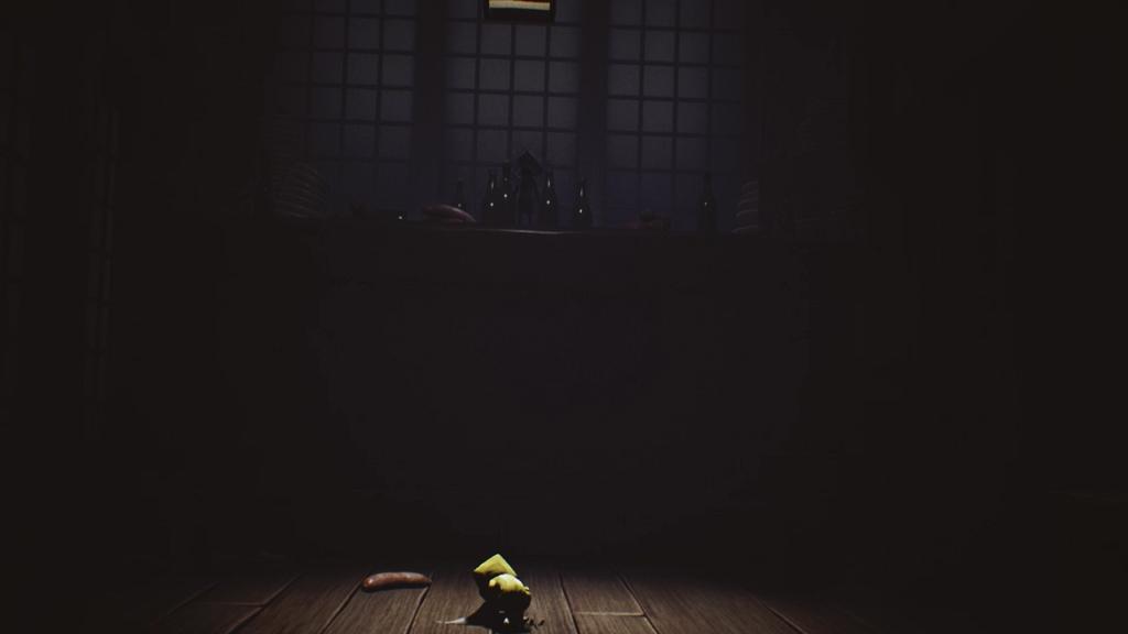 Тень Шестой в Little Nightmares