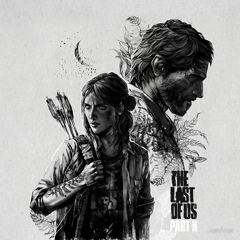 The Last of Us 2 Artwork