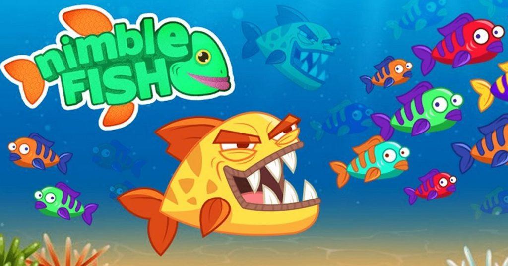 Выполняем Nimble Fish достижения на 100%