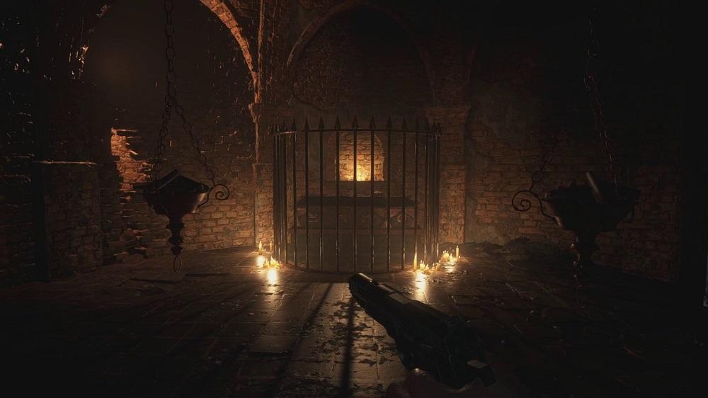 как решить загадку с сокровищем в замке Димитреску