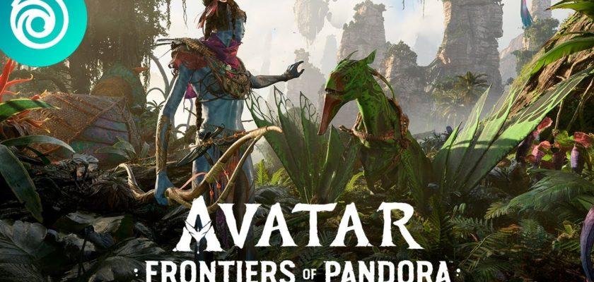 Анонс Avatar: Frontiers of Pandora трейлер с геимплейной графикой