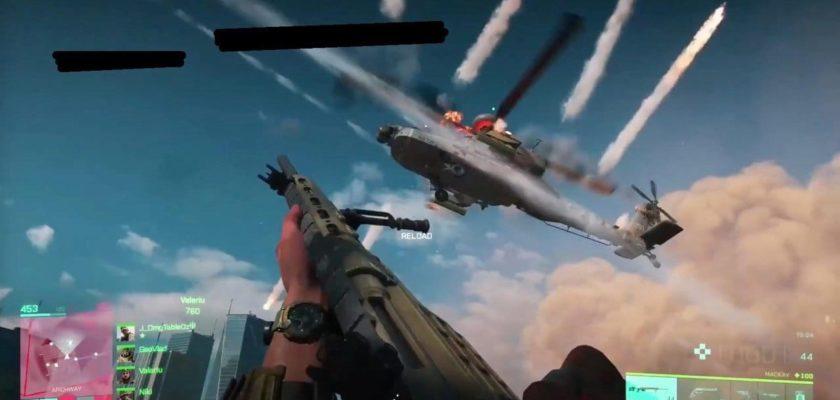 Скриншоты Battlefield 2042 (утечка) - 1