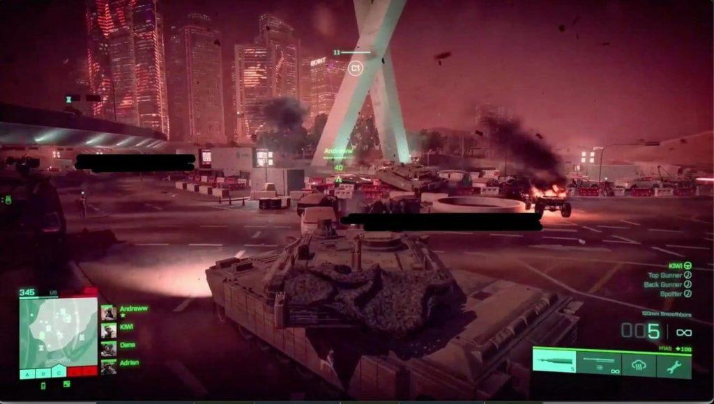 Скриншоты Battlefield 2042 (утечка) - 3