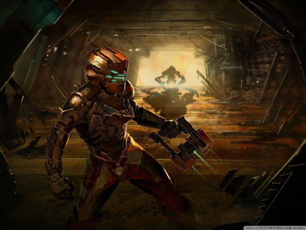 Dead Space 4 концепт арты 03