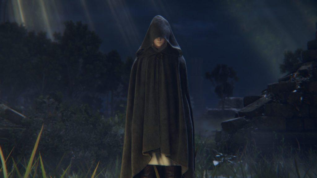 Таинственная девушка в Elden Ring