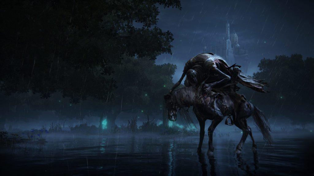 Охотник на реке в Elden Ring