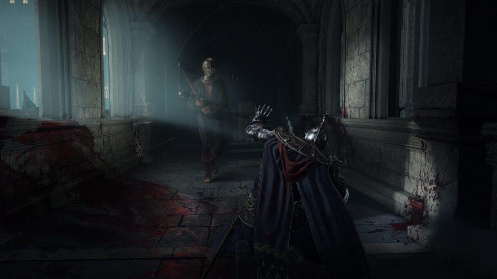 Человек в железной маске Elder Ring