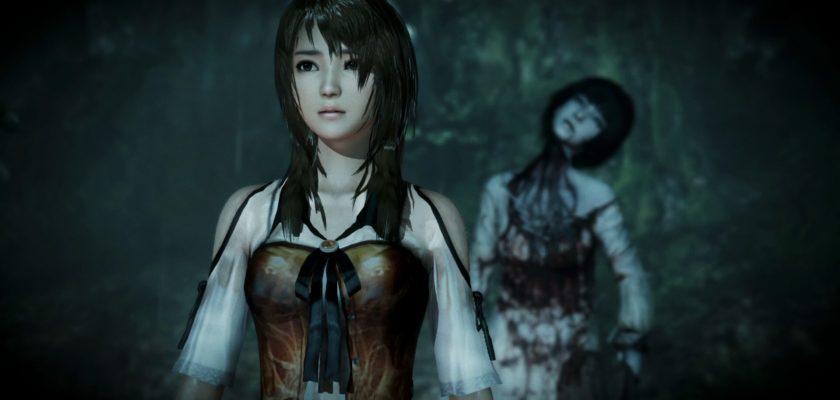 Fatal Frame: Maiden of Black Water скриншоты