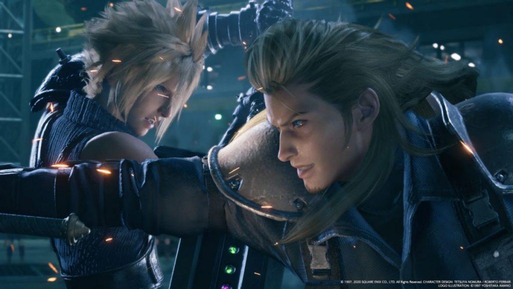 Final Fantasy 7 выходит на ПК