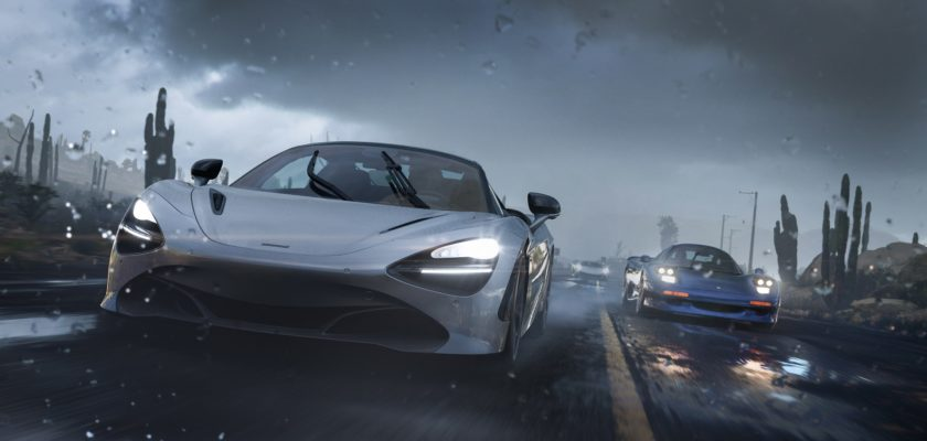 Геимплей Forza Horizon 5 дата выхода