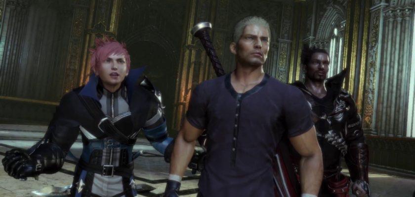 Геимплей Stranger of Paradise - Final Fantasy Origins