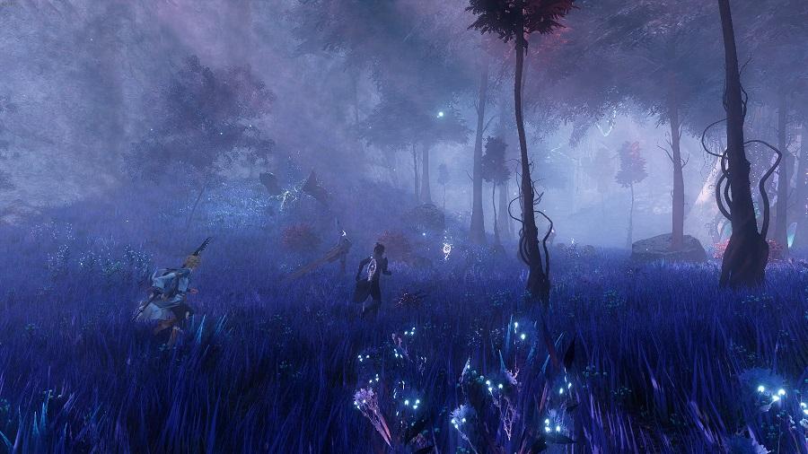 Герельзорский лес в Edge of Eternity