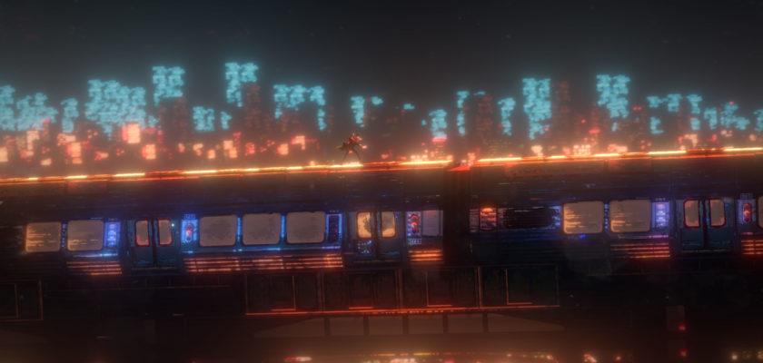 Геимплей REPLACED анонс на E3 2021
