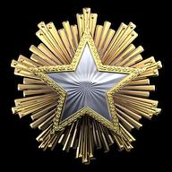 Медаль за службу в 2016