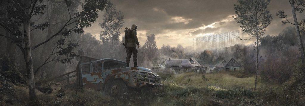 Карта в игре STALKER 2 Heart of Chernobyl