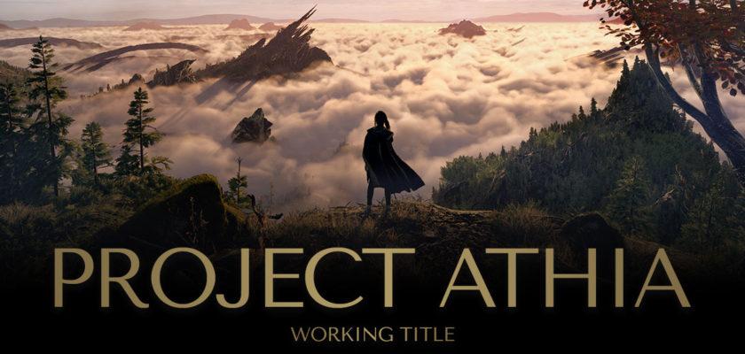 Трейлер Project Athia скриншоты, дата выхода