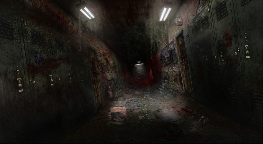 Abandoned (Silent Hill) геимплей которого нет