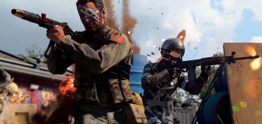 Call of Duty Vanguard геимплей с альфа-тестирования (1 час)