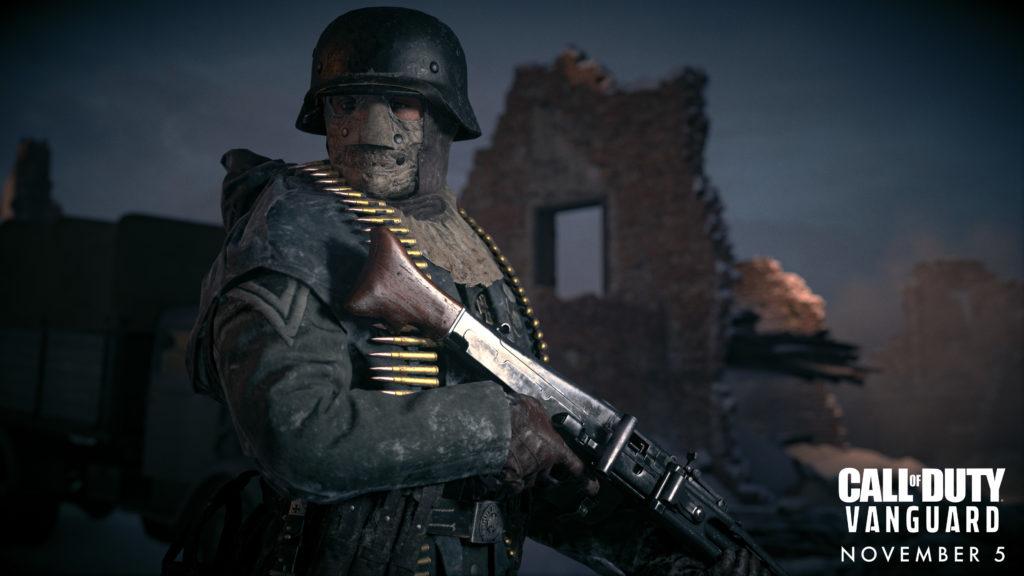 Трейлер Call of Duty: Vanguard дата выхода, скриншоты, геимплей