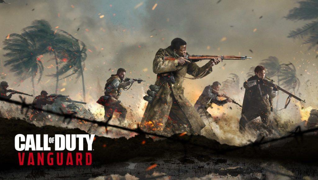 Call of Duty Vanguard обои для рабочего стола