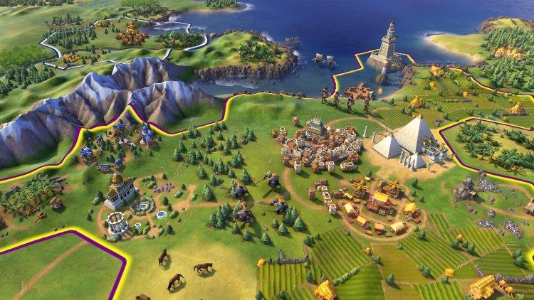 Дата выхода Цивилизация 7