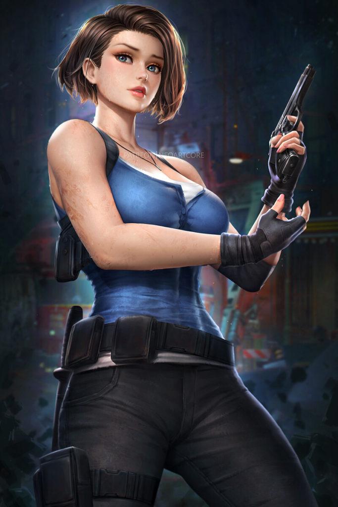 Джилл Валентайн вернется в Resident Evil 9
