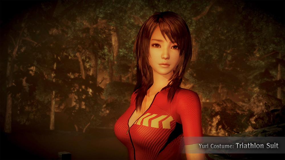 Fatal Frame: Maiden of Black Water костюмы, скриншоты