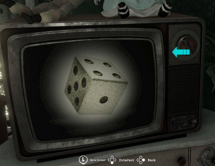 Tormented Souls - Загадка с телевизором (TV Puzzle)