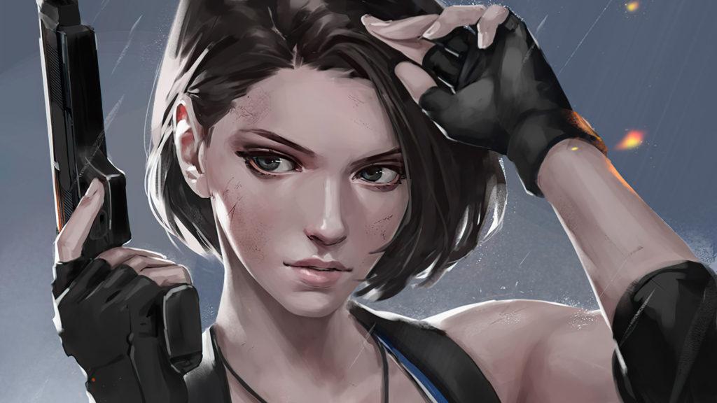 Resident Evil 9 Джилл Валентайн