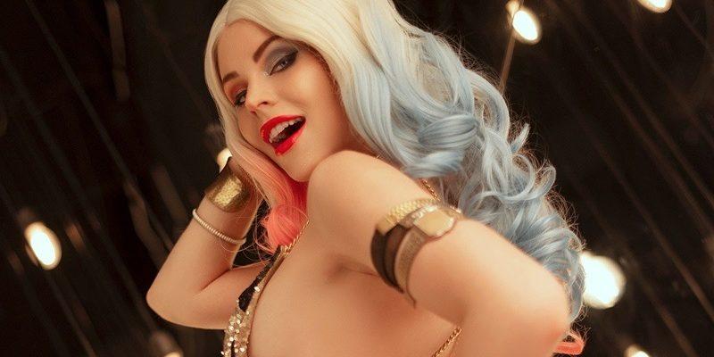 Косплей Harley Quinn от iChios