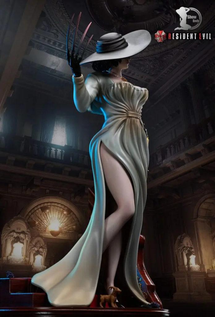 Фигурка Леди Димитреску из Resident Evil Village от ShowBody Studio - Фото 3