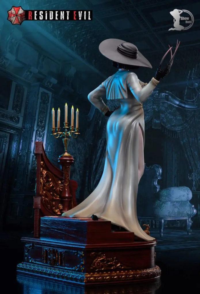 Фигурка Леди Димитреску из Resident Evil Village от ShowBody Studio - Фото 2