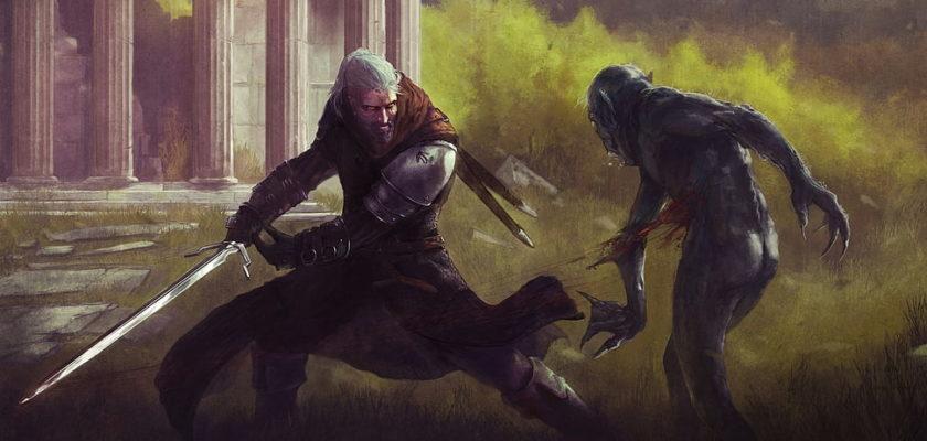 В разработке The Witcher 4