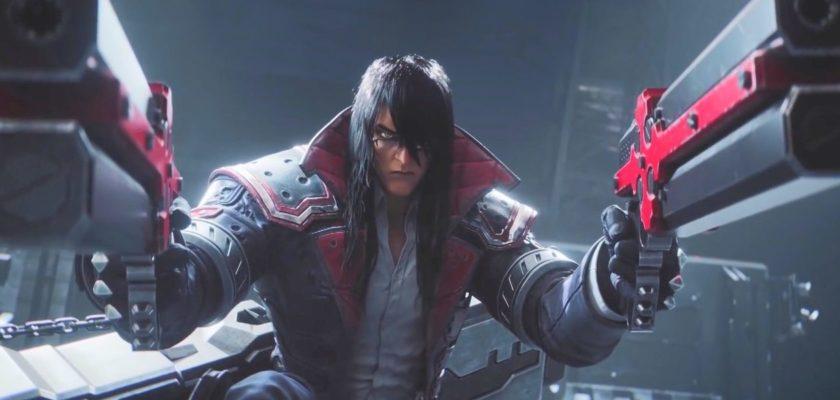 Новый трейлер Gungrave G.O.R.E. на Gamescom 2021