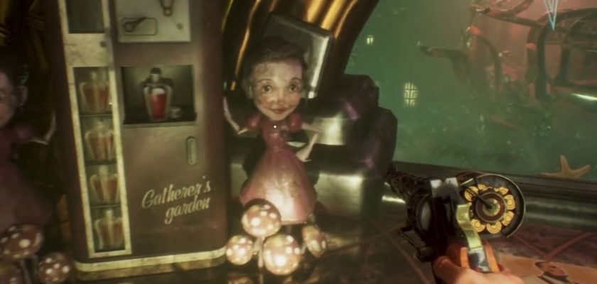 Bioshock Remake на Unreal Engine 5