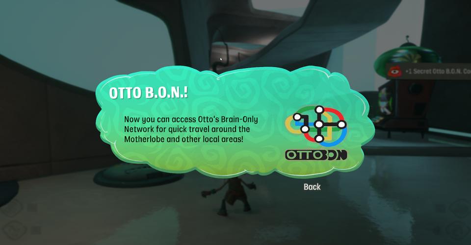 OTTO B.O.N.